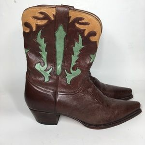 AUTHENTIC! Charlie 1 Horse Western Boots (Cowgirl)